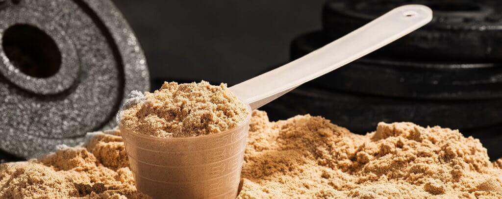 bienfaits whey protéine