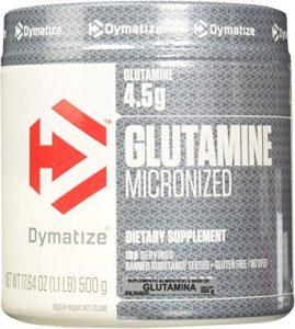 glutamine micronisée